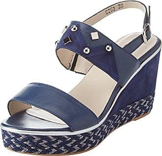 MELLUSO Donna, Zapatillas para Mujer, Marfil (Avana Avana), 39 EU