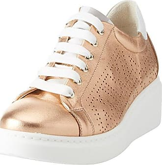 MELLUSO Donna, Zapatillas para Mujer, Marfil (Avana Avana), 40 EU