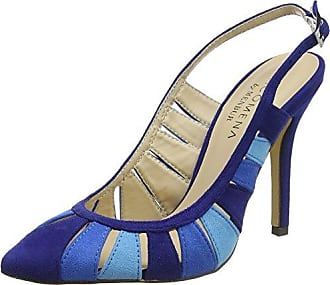 MENBUR Sagittarii, Sneaker Donna, Blu (Midnight blu 21), 39 EU