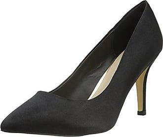 Menbur Yedra, Zapatos de Tacón con Punta Cerrada para Mujer, Negro (Schwarz), 40 EU