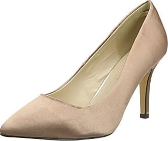 Menbur Yedra, Zapatos de Tacón con Punta Cerrada para Mujer, Negro (Schwarz), 38 EU Menbur