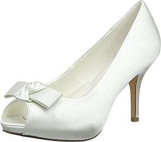Minitoo , Damen Peep Toes , Gold - gold - Größe: 39