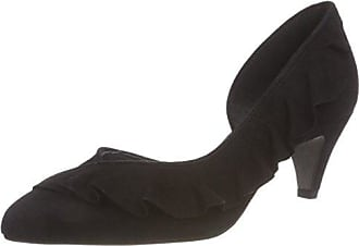 Mentor Pump, Zapatos de Tacón con Punta Cerrada para Mujer, Negro (Black 010), 37 EU