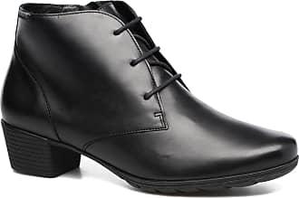 Mephisto - Damen - Isabella - Stiefeletten & Boots - schwarz