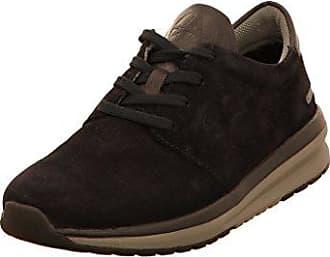 Mephisto Yael Sneaker Schnürschuh Damen, dunkelblau bunt, Größe: UK 7,5 - 41