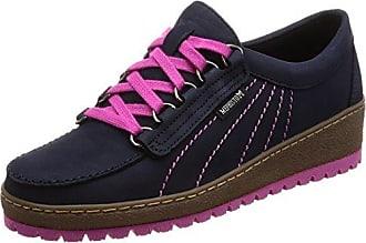 ATOM Damen Lackleder Schnuren Breit Schuhe Schwarz UK 6.5 Padders