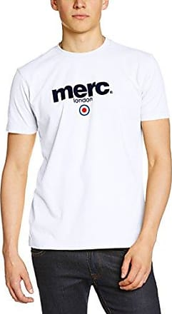 Costello - T-shirt - Col ras du cou - Manches courtes - Homme - Blanc (White) - X-Large (Taille fabricant: XL)Merc