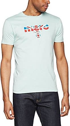 Ludlow, T-Shirt Homme, Bleu (Navy), XX-Large (Taille Fabricant: XXL)Merc