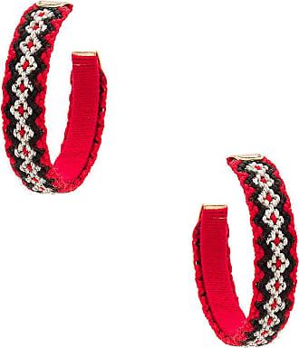 Fefē jalapeno cufflinks - Red