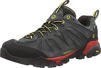 Merrell Avalaunch, Chaussures de Trail Homme - Gris (Cyan), 48 EU (12.5 UK)