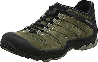 Merrell Berner Shift Lace, Zapatillas para Hombre, Marrón (Boulder), 41 EU