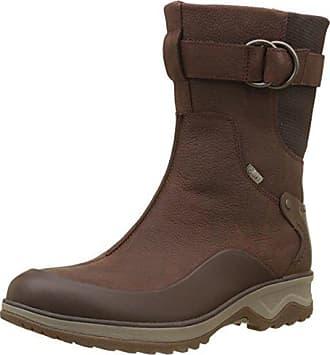 Merrell Dewbrook Zip Waterproof Black, Schuhe, Stiefel & Boots, Warm gefütterte Stiefel, Schwarz, Female, 36