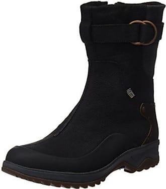 MERRELL - Stiefel ATMOST MID WTPF - black brittany blue, Größe:37