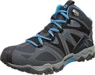 Berghaus Expeditor Active AQ Tech Shoes, Chaussures de Randonnée Basses Femme, Multicolore (Grey/Blue), 37.5 EU