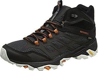 Merrell Moab 2 GTX, Chaussures de Randonnée Basses Femme, Gris (Frost Grey), 42.5 EU