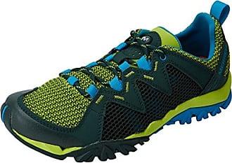 Merrell Tetrex Surge Crest, Chaussures pour Sports Aquatiques Homme, Vert (Citron Vert), 40 EU