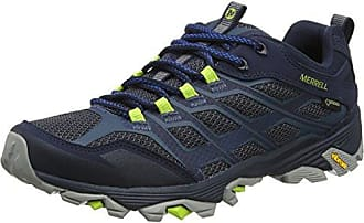Merrell MOAB EDGE, Chaussures Multisport Outdoor homme, Navy, 43.5