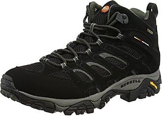 Merrell Azura Flurry Mid Wtpf, Chaussures de randonnée tige haute femmeNoir (Black), 41 EU