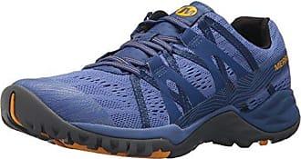 Merrell J12676, Zapatillas Deportivas para Interior para Mujer, Azul (Baja Blue Baja Blue), 36 EU