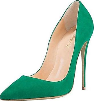 RAZAMAZA Damen High Heel Pantoletten Party Schuhe Sandalen Wedding Shoes Pink Size 30 Asian