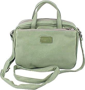Handtasche Schultertasche grün Maße ca. 30x35cm Mexx