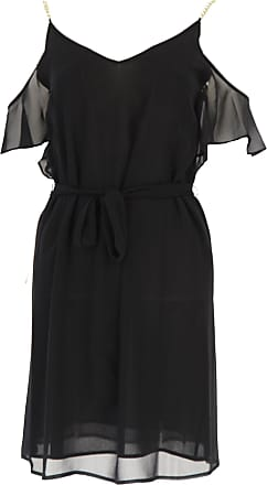 Dress for Women, Evening Cocktail Party On Sale, Black, polyester, 2017, 10 12 8 Michael Kors