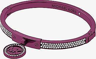 Michael Kors Fulton Plum-Tone Bangle