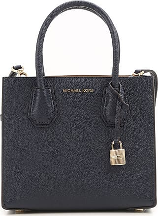 Tote Bag On Sale, Black, Leather, 2017, one size Michael Kors
