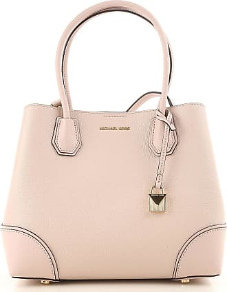 Top Handle Handbag On Sale, ultrapink, Leather, 2017, one size Michael Kors