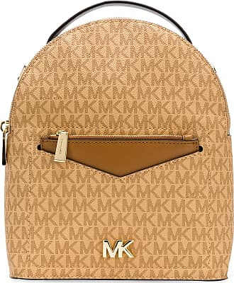 round zipped backpack - Nude & Neutrals Michael Michael Kors