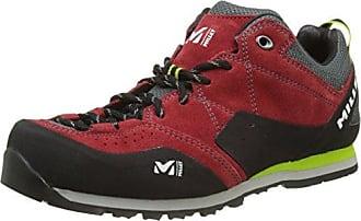 Rockway, Chaussures de Randonnée Basses Homme, Rouge (Red/Acid Green), 46 EUMillet