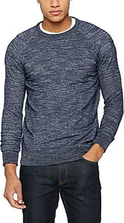 Obam, Jersey para Hombre, Azul (Dark Navy 689), Large Minimum