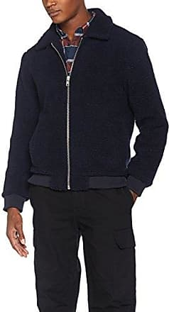 Dawkins, Chaqueta para Hombre, Azul (Dark Navy 689), Large Minimum