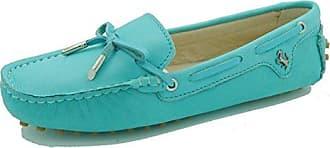 Minitoo , Damen Sandalen , Blau - Blu (Turchese) - Größe: 36 2/3