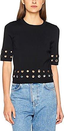 Golden Girl, T-Shirt Femme, Noir (Black Black), 38 (Taille du Fabricant: S)Minkpink