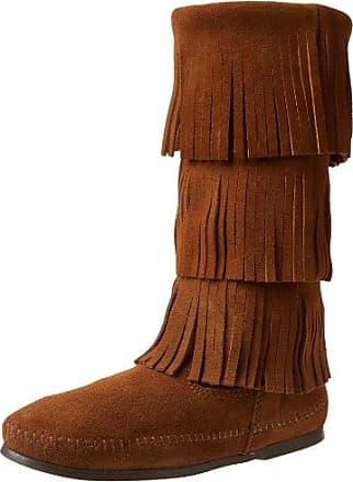 FRYE - Botas de cuero para mujer, Marrón (Dunkelbraun), EU 38 (US 5)