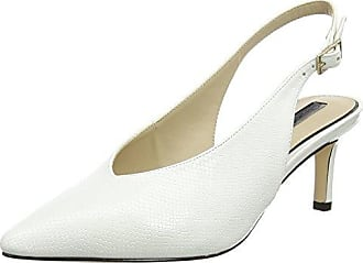Miss Selfridge Sneakers da Donna, Oro (Rose Gold), 4 UK 37 EU