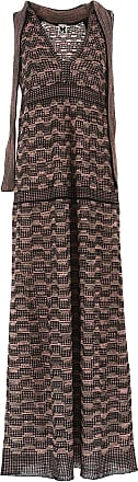 Dress for Women, Evening Cocktail Party On Sale, Multicolor, polyamide, 2017, 10 8 Missoni