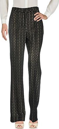 Pants for Women On Sale, Burgundy, Cotton, 2017, 26 6 Missoni