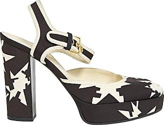 Pre-owned - Cloth sandal Miu Miu