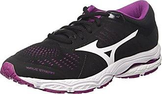 Ezrun Wos, Zapatillas de Running para Mujer, Multicolor (Bluejewel/Black/Divapink 09), 40.5 EU Mizuno