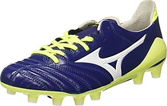 Morelia Club MD, Chaussures de Running Homme, Multicolore (Blackwhiteblueatoll), 41 EUMizuno