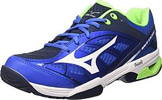 Mizuno Wave Exceed CC (W), Chaussures de Tennis Femme, Multicolore (White/Liberty/Divapink 67), 42 EU