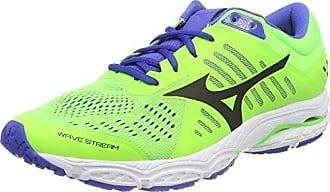 Wave Hayate 4, Zapatillas de Running para Hombre, Multicolor (Blacksilverformulaone), 41 EU Mizuno