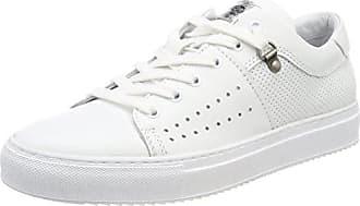 Mjus 802101-0101-6001, Zapatillas para Mujer, Blanco (Bianco 6001), 36 EU