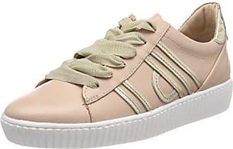 Mjus 685127-0301-0001, Zapatillas para Mujer, Multicolor (Mouse+Platino 0001), 42 EU