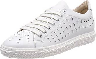 Mjus 923101-0101-6001, Zapatillas para Mujer, Blanco (Bianco 6001), 40 EU