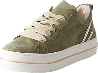 Mjus 923106-0301-0001, Zapatillas para Mujer, Verde (Elfo+Platino 0001), 37 EU