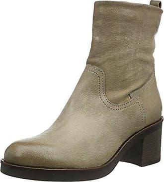 Mjus 164215-0501-6521, Zapatillas de Estar por Casa para Mujer, Braun (Ecru), 38 EU