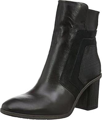Mjus 270213-0101-6002, Zapatillas de Estar por Casa para Mujer, Negro (Nero), 39 EU